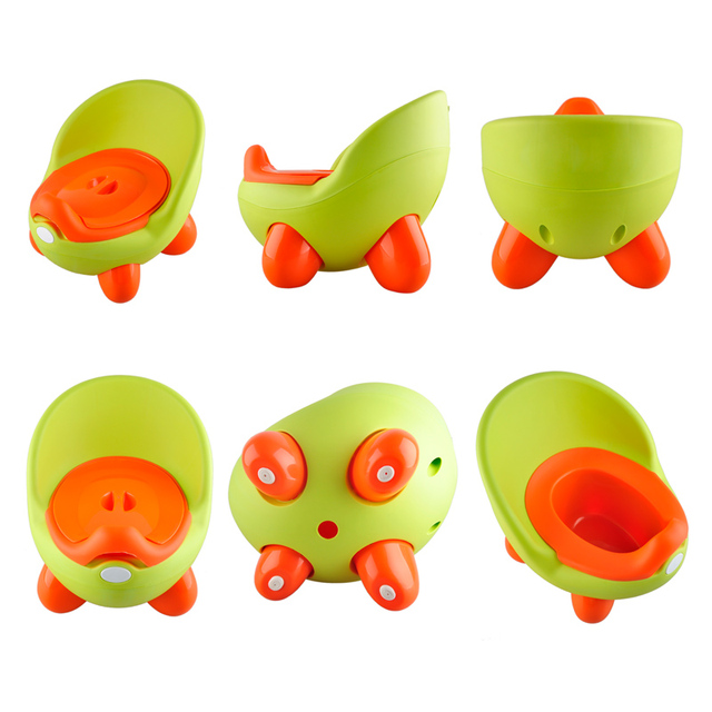 Baby Potty Toilet Car WC For Kids Toilet Trainer Girls Seat Chair Comfortable Portable Pot Children's Toilet for Girls Baby