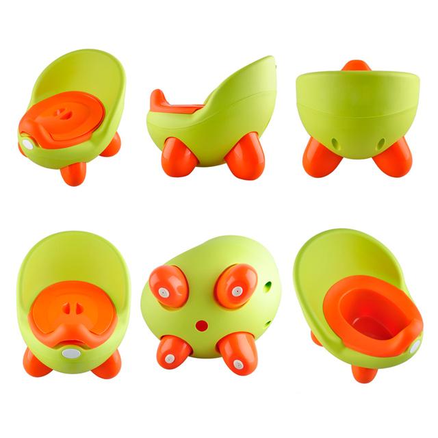 Bacio bebé Higiênico WC Para Crianças Higiênico Trainer Meninas Cadeira Assento de Carro Confortável Portátil Pote Vaso Sanitário infantil para Meninas bebê