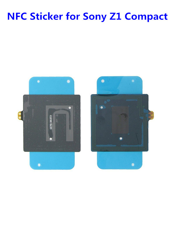 1PC Genuine New for Sony Xperia Z1 Compact mini NFC Antenna Chip with Adhesive Sticker Spare Parts ...