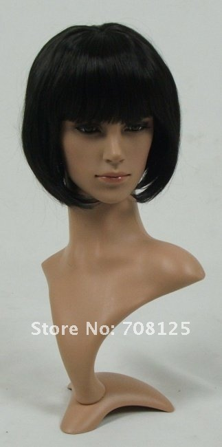 Relistic Female Plastic Mannequin Head For Lace Wig and - Kunsten, ambachten en naaien