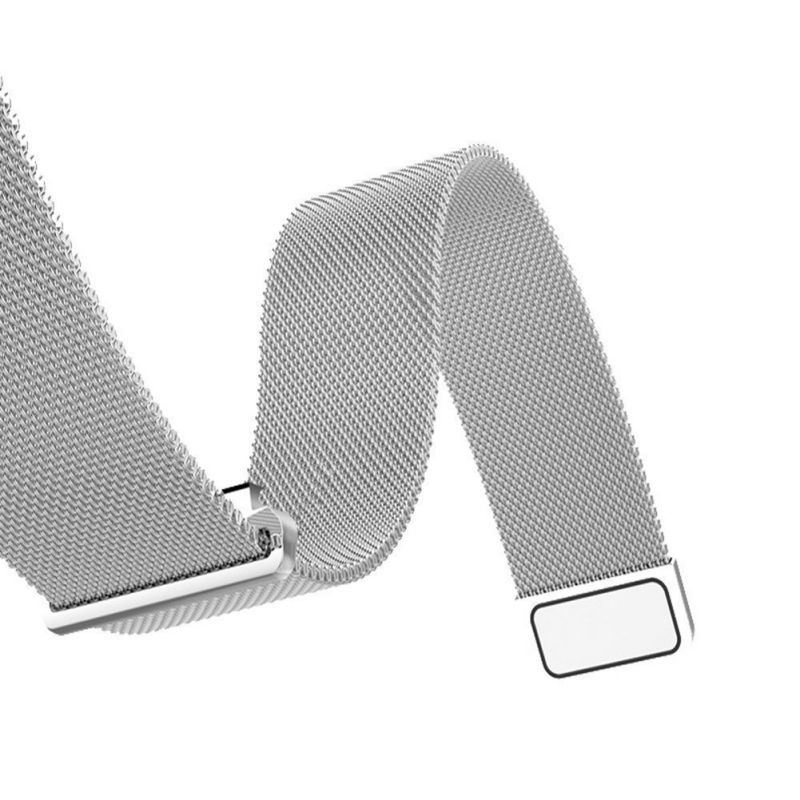 лучшая цена Classic Watch Band 18mm Milanese watchband Stainless Steel Metal Buckle Replacement Watch Strap