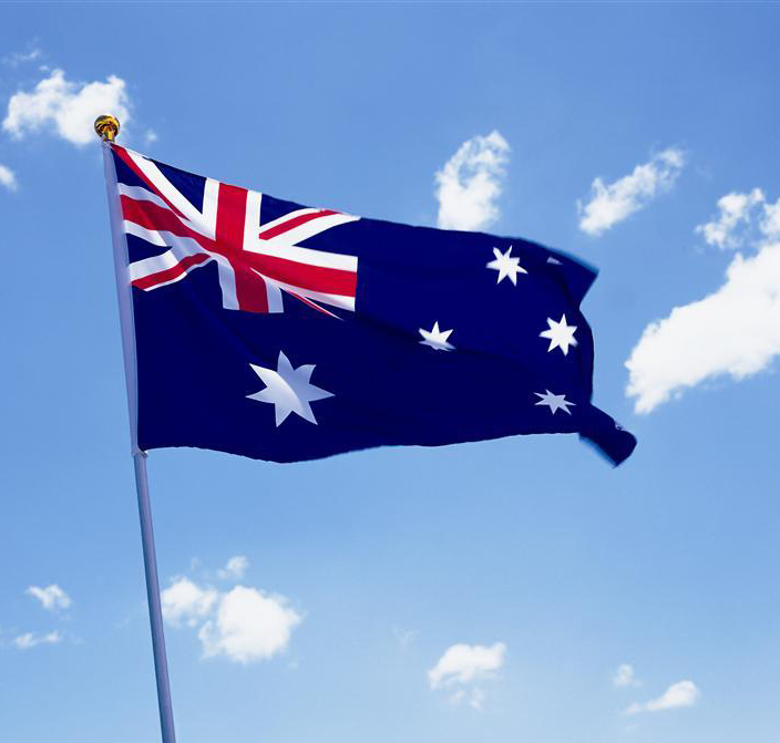 Australia Flag Size 60x100cm/90x150cm/120x200cm/150x250cm/180x300cm Custom Banners