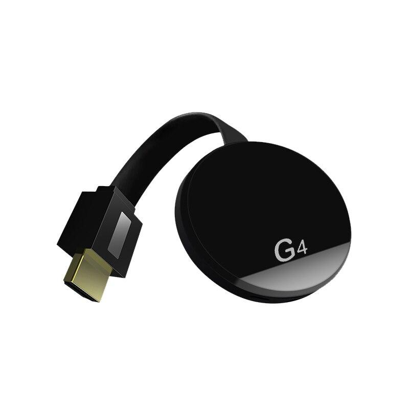Für Google Chrome 2/3/2018 Android Netflix YouTube Cromecast Miracast WiFi HDMI Dongle Empfänger Mirascreen G4 Media Streamer