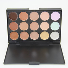 15 Color Professional Face Concealer Palette Facial Care Camouflage Makeup Cream Contour Palette