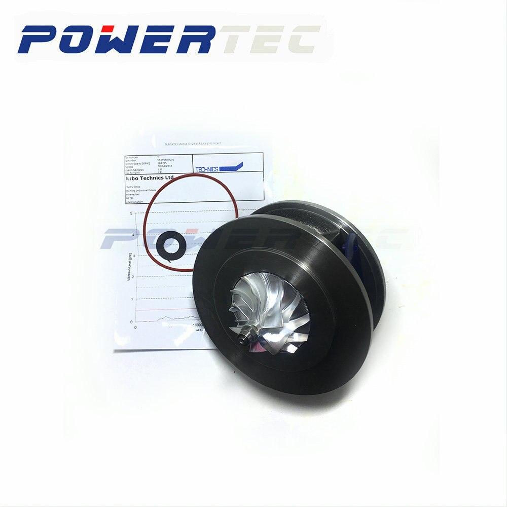 KKK turbo cartridge core CHRA BV38 54389700003 54389700009 for Opel Astra Meriva Mokka Zafira Insignia Vivaro 1.6 CDTI 55589342
