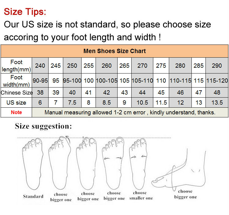 What Continental Size Shoe Is A Cm Foot