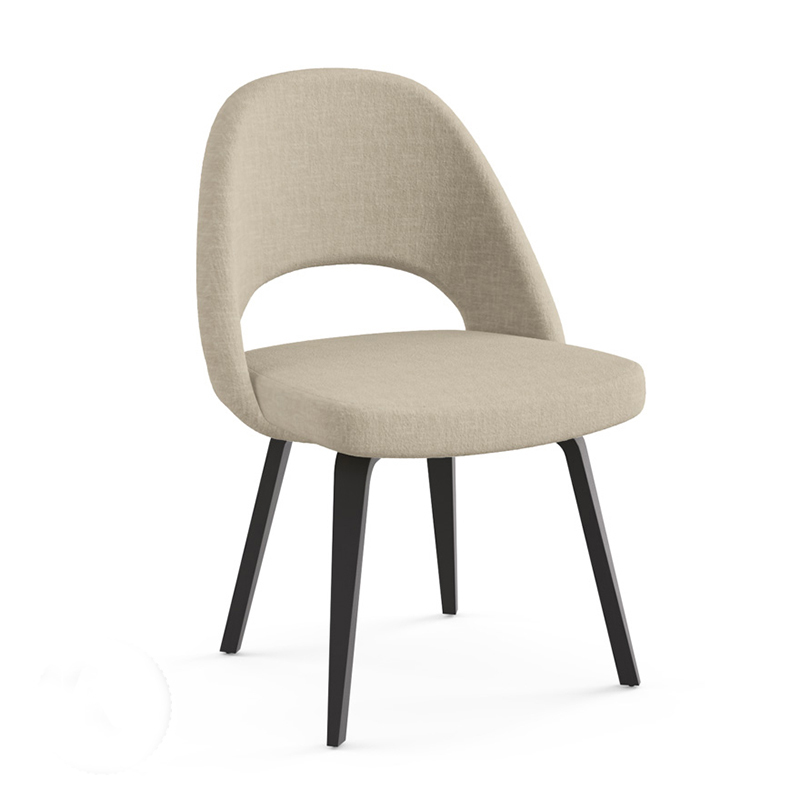 Solid Wood Dining Chair Cashmere Cafe Chair dining chair the lounge chair creative cafe chair