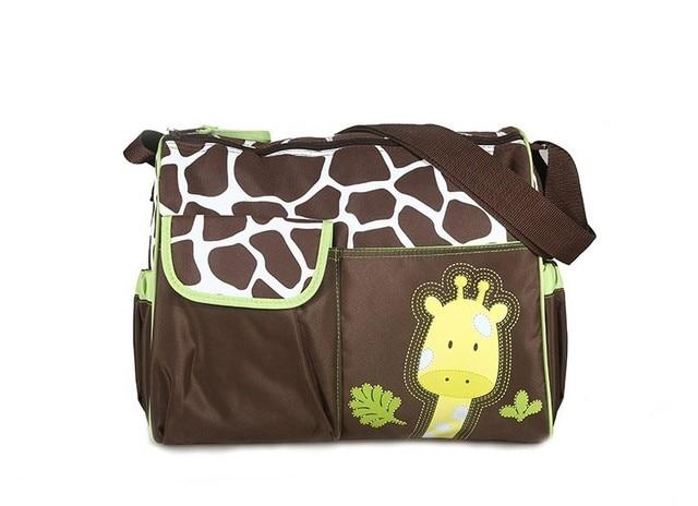 Maternity Bag Factory Direct Multifunctional Diaper Bag Cartoon Mummy And Baby bag large capacity fashion Maternity Bag