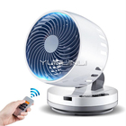 Air Circulation Fan Electric Fan Desktop Floor Fan Turbine Remote Control Home Timing Air Convection Fan SAQ-MF09G