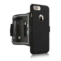 I7 I7plus Sports Gym Running Exercise Armband Phone Case Cover Holder For IPhone 6 6S 7