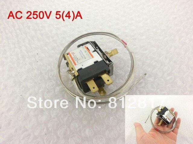Kühlschrank Thermostat : Ac v a pin terminals kühlschrank thermostat celsius