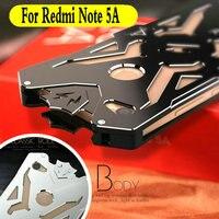 New Mobfone Zimon Metal Bumper For Xiaomi Redmi Note 5A THOR IRONMAN Shockproof Frame Anti Knock