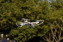 Free Shipping! JJRC H16 Tarantula X6 drone 4CH RC Quadcopter Angle 5MP CamHyper IOC+4X Motors