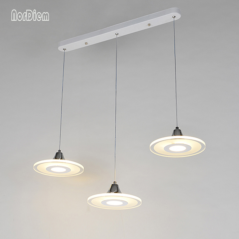 Modern LED Pendant Lights Fixtures with Acrylic Lamp Shades for Kitchen Dining room Chinese Indoor Hanging Lamps for Restaurants a1 master bedroom living room lamp crystal pendant lights dining room lamp european style dual use fashion pendant lamps