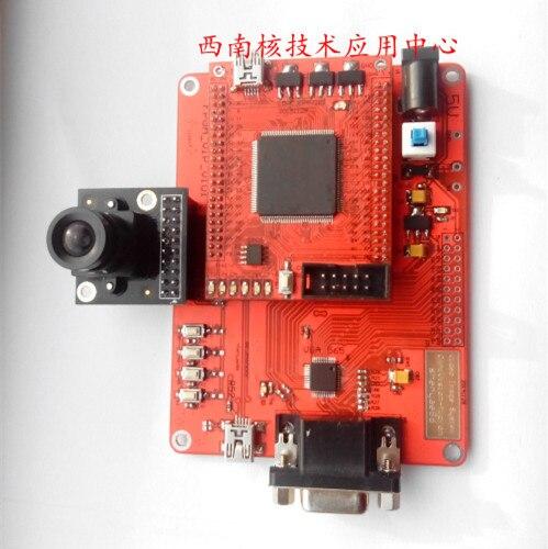 FPGA+SDRAM+VGA+CMOS video image algorithm processing development board (without camera 7725)