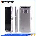 4000 мАч Батареи Клип Чехол Для Huawei P9 Plus P 9 Плюс P9plus Внешнее Зарядное Устройство Случаях Банк силы Powerbank Телефон Задняя Крышка