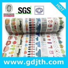 2291 ! patterns  Stationery Adhesive Tape,jiataihe washi tape japanese paper vintage christmas tape diy