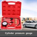 Multifuncional Medidores de Pressão Do Cilindro para Verificar a pressão do cilindro de Automóvel e Motocicleta Medidores de Pressão Do Cilindro