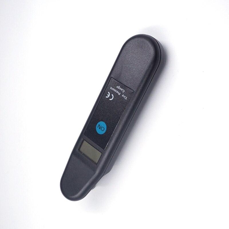 Цифровой ЖК-дисплей Дисплей точность колесо шина воздуха Давление калибровочных шин тестер автомобиля Мотоцикл 5-150 фунтов/кв. дюйм/кПа /бар/...