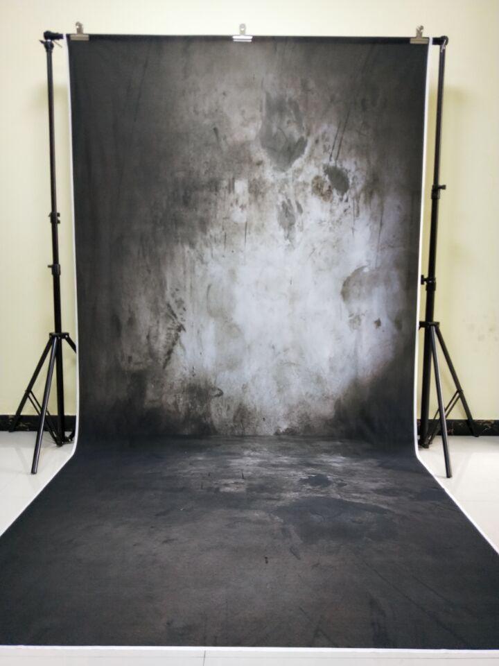 HUAYI 5x10ft Cotton Polyester Concrete Wall Photography Backdrop Washable Photo Studios Baby Props Background KP-011 winx club школа волшебниц третий сезон выпуски 13 20 8 dvd
