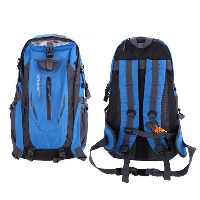 Climbing Camping Hiking Athletic Travel Waterproof Backpack