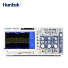 Oscilloscope DSO5102P Hantek Oscilloscope de stockage numérique, 100MHz, 2 canaux, 1GSa/s 7 pouces TFT LCD, meilleur que Ads1102cal +