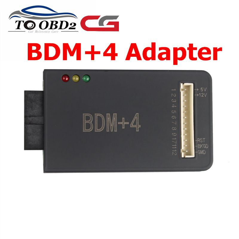 BDM 4 Adapter work for CG100 Airbag Restore Devices Renesas when CG100 software version over 3