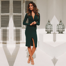 a727be052e269 Buy sexy deep plunge dress and get free shipping on AliExpress.com