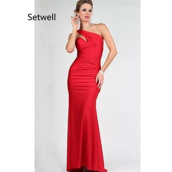 Setwell Nuevo Diseño Vestidos Largos De Graduación Sexy