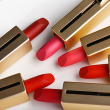 New 2017 Brand Wholesale Makeup Lot Matt Lip Stick Waterproof Pigment Sexy Lips Tattoo Red Matte Velvet Luxury Lipstick
