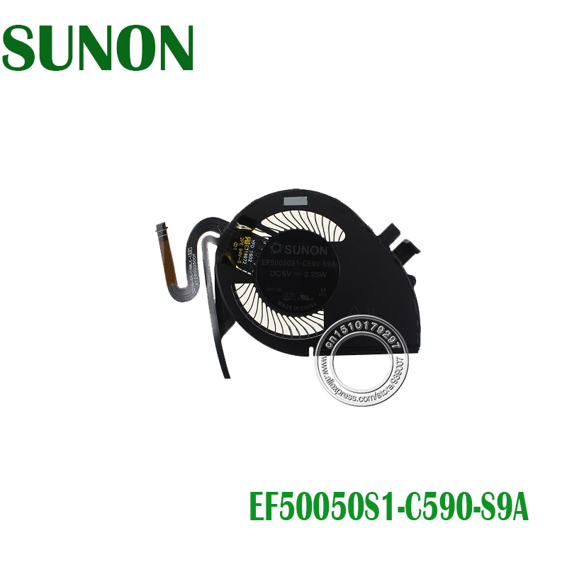 New Original For Lenovo ThinkPad X240 X240S X250 X240I X260 CPU Fan Cooling Fan Cooler 00UP171 00UP172 EF50050S1-C590-S9A
