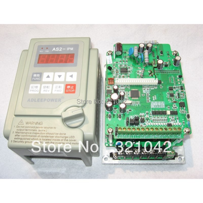 AS2-IPM/AS2-122/2.2KW/2200W/220V frequency converter motor speed controller made in China пылесос ghibli classic as2 00 070 00gh