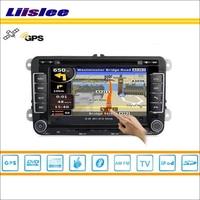 For 2003 2011 VolksWagen VW Touran Car GPS Navigation System Radio TV DVD BT 3G WIFI