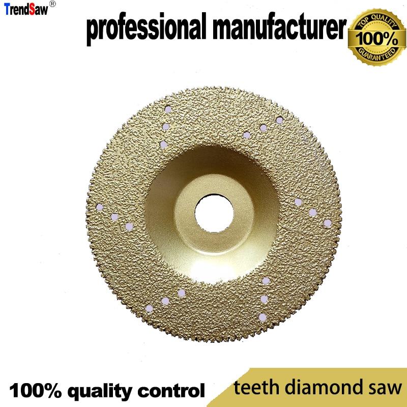 diamante brasato sottovuoto per vetro granito marmo piastrelle e piastrelle di buona qualità a buon prezzo e consegna veloce
