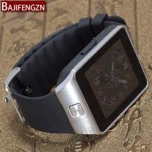 Reloj Bluetooth Inteligente G1 reloj de Sincronización de Reloj Notificador de Conectividad Para El Teléfono Android Smartwatch Relojes Soporte SIM GPRS tarjeta SD