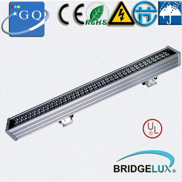 7W-108W RGB changeble LED Washer lighting lamp wall wash Light LED staining light bar  flood