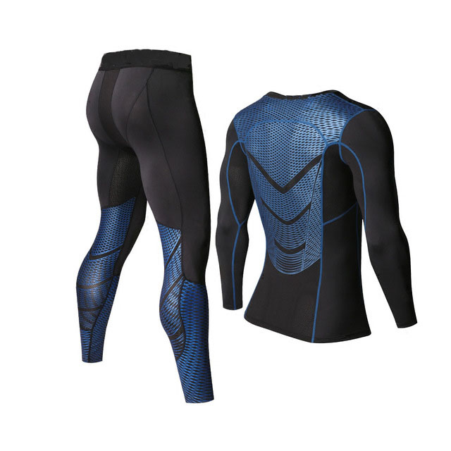 Musle-Men-Compression-Fitness-Breathable-MMA-Rashguard-Fitness-Long-Sleeves-Shirts-Base-Layer-Skin-Tight-Rash
