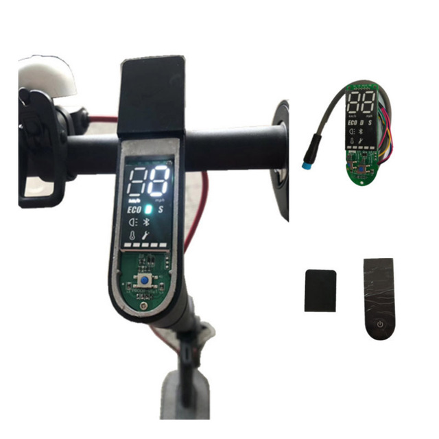 2019 Xiaomi M365 Pro Scooter Circuit Board BT with Screen Cover Dashboard  Parts