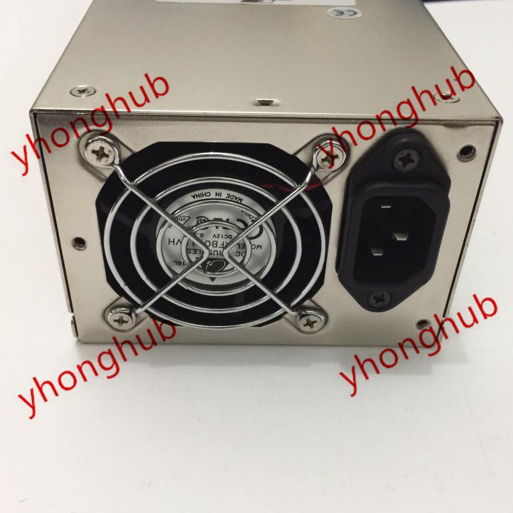 Emacs 510W 2U//3U ATX power supply P2G-6510P 24+8+4pin Zippy