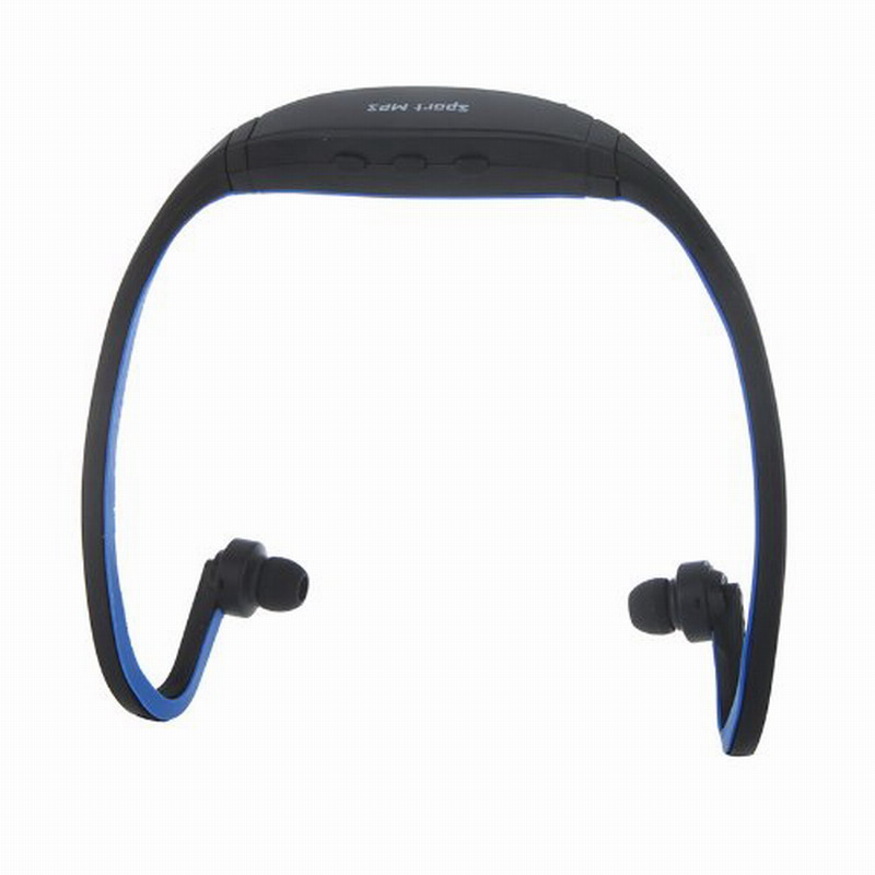 New Sport Stereo Handsfree Wireless Bluetooth Headset Earphone Headphone MP3 Music Player
