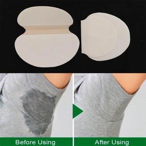Perspiration-Pad Clothing Shield Dress Deodorant Absorbing Sweat-Scent Armpit-Care Underarm