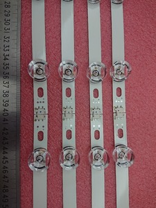 Image 5 - New 5set=40 Pieces LED backlight strip Replacement compatible for LG 39 Inch 39LB5800 390HVJ01 innotek DRT 3.0 39 A B type