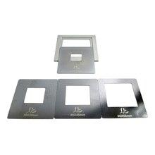 Ensemble de réflecteurs de chauffage supérieur LY IR Mate réflecteur IR universel pour Station de reprise infrarouge IR6500 BGA