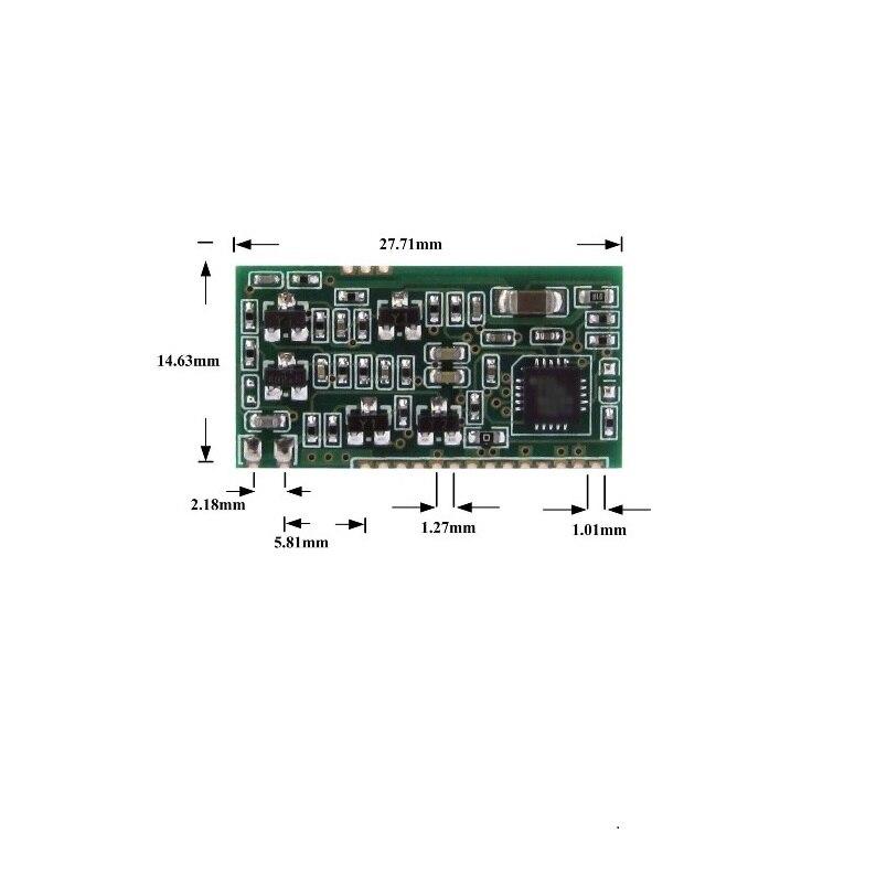 134.2K UART Module ISO 11784/11785 RFID Module Low-Frequency Reader Module Readable Animal Labels FDX-B Module rfid reader module rdm6300 rf module 125khz reader uart serial output