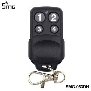 Image 2 - Doorhan remoto 433.92mhz transmissor 2 4 pro doorhan controle de porta rolamento código controle remoto 4ch chave para barreira