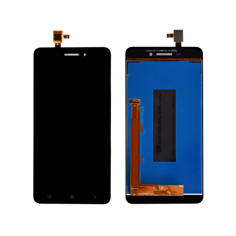 For Lenovo S60 LCD Display and Touch Screen Digitizer Panel Assembly Complete replacement part S60W S60T S60A lcd screen image