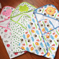 1 unids forma animal capucha towel toallas suaves del bebé lovely baby bath towel alta calidad del bebé nuevos bebés yf-g2e8