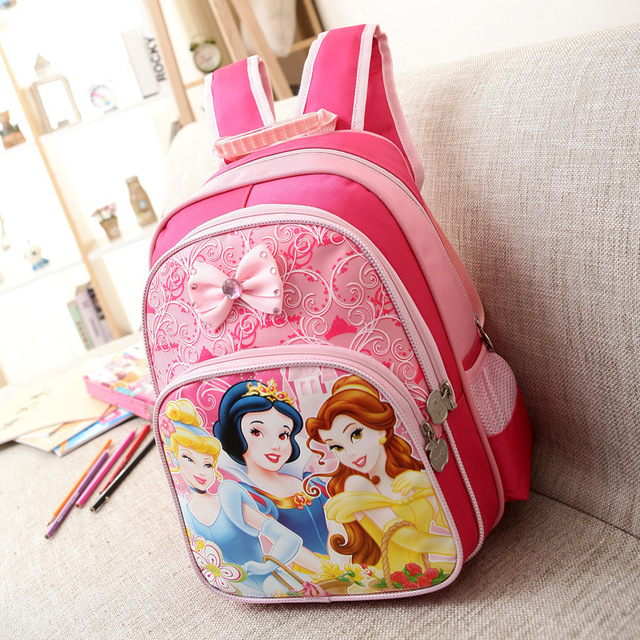 Children school bags high quality Cartoon backpack children backpack for kids girls mochila infantil First grade and Nursery