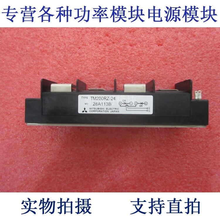 ФОТО TM200RZ-24 200A1200V thyristor module