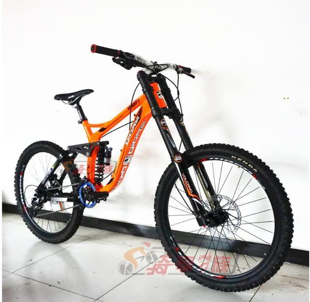 Kalosse  Barrel shaft  20*110mm 26*2.35er  Hydraulic  brakes  Downhill bike  mountain bike  9/9/10/11 speed  DH/AM/FR
